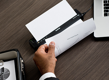 Portable and mobile printers of Brother Australia for your printing needs anytime, anywhere